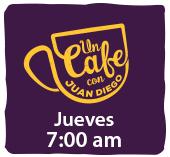 Un Café con Juan Diego