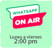 Whatsap on air