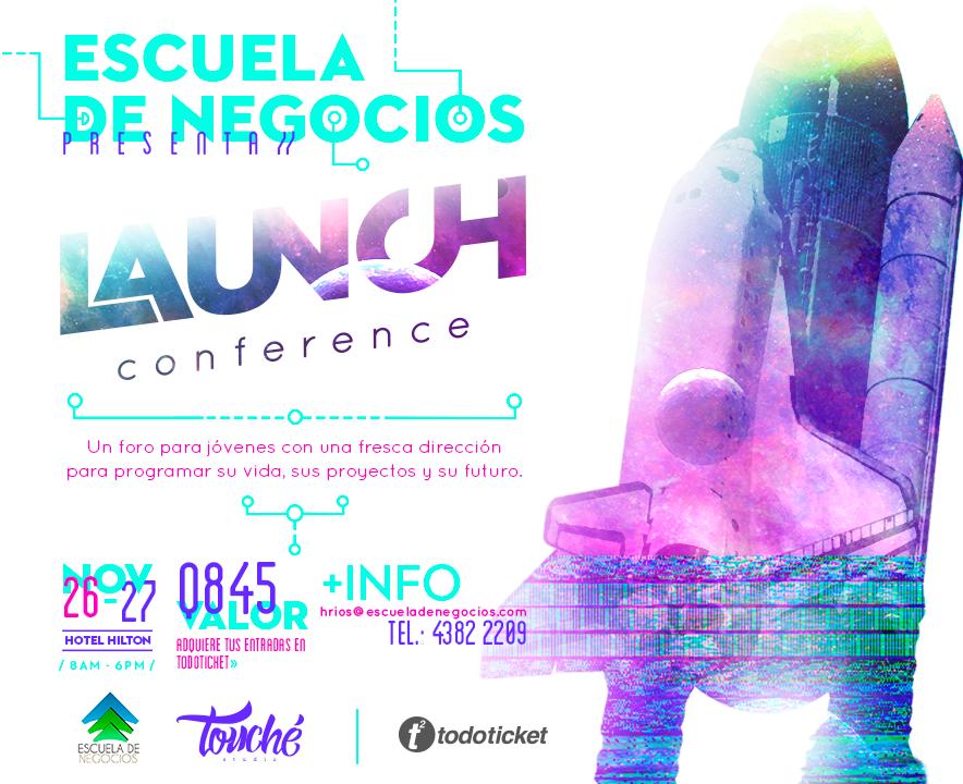 26 de oct lauch conference