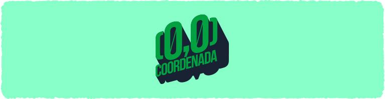 Coordenada 00