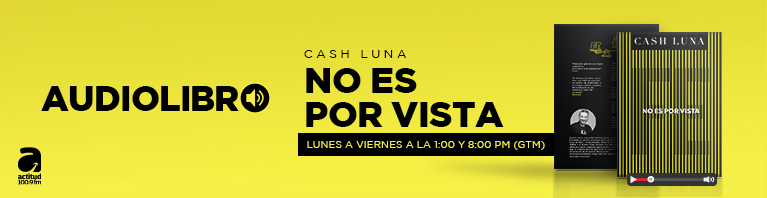 Audio libro Pastor Cash